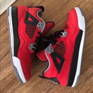 Other - Jordan Toro 4 Fire Red